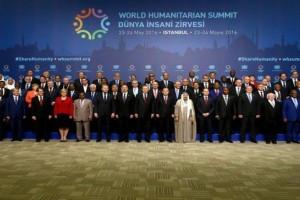 BM Dünya İnsani Zirvesi, İstanbul'da Başladı