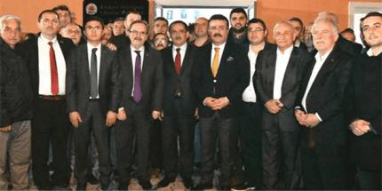 """Başkan Zihni Şahin: """"Atakum'a Hizmet Boynumun Borcu"""""""