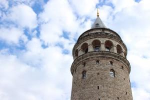 Galata Kulesi'nden Tarihi Atlayış Gerçekleşti