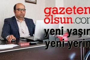 Gazetenizolsun.com Yeni Yerinde
