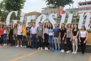 Gençler Giresun'u Almanya'da Tanıtacak