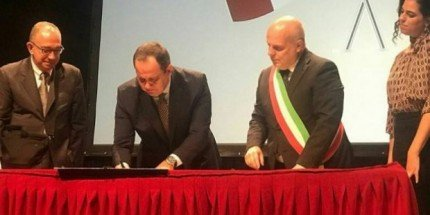 İtalya'nın Alba Kenti İle Fındık Kardeşliği