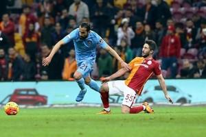 Tarihe Geçen Maçta 3 Puan Galatasaray'ın