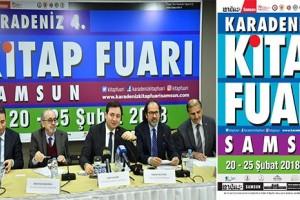 TÜYAP Karadeniz 4. Kitap Fuarı - Samsun Açılıyor