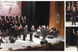 Altınordu'da Halk Müziği Coşkusu