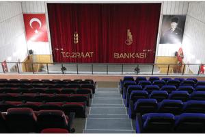 Bafra Belediyesi Kültür ve Sanat Merkezi Yenileniyor