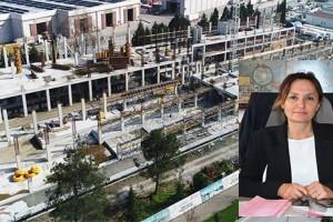 Yeni Müze İnşaatı Hızla Yükseliyor
