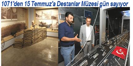 '15 Temmuz' Müze Oldu