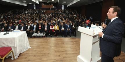 Canik'te PDR Kongresi Başlıyor