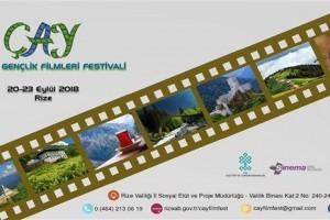 Çay Film Festivali Kısa Film Yarışması Başvuru Süreci Başladı