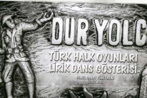 19 Mayıs'a Özel 'DUR YOLCU' Lirik Dans Göserisi