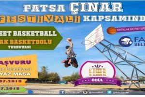 Çınar Festivali 16-19 Ağustos'ta