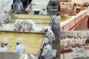 Giresunlu Aşçılardan Dünya Rekoruna Destek