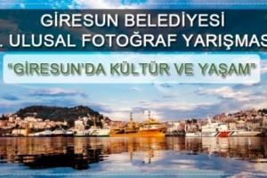 """""""Giresun'da Kültür ve Yaşam"""" Konulu Fotoğraf Yarışması Devam Ediyor"""