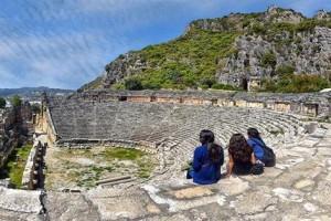 Turizmde 2018 Yükselişle Başladı
