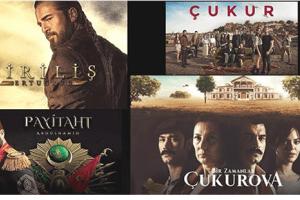 Türk Dizileri Görücüye Çıkıyor