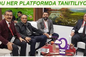 """""""12. Travel Turkey İzmir Fuarı"""" Kapılarını Açtı"""
