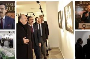 """""""Ordu'nun Saklı Tarihi Kurul Fotoğraf ve Envanter Sergisi"""" Ünye'de Açıldı"""