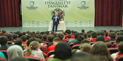Prof. Dr. Ahmet Şimşirgil Fatsa ve Ünye'de Konferanslar Verdi