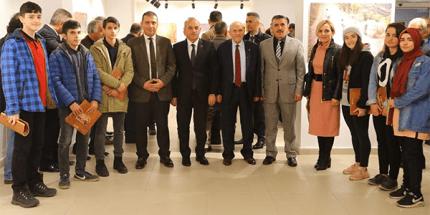 """""""Ordu'da Sonbahar"""" Fotoğraf Sergisi Ünye'de Açıldı"""