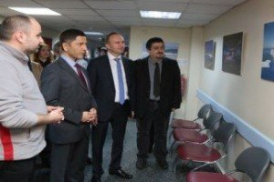 14 Mart Tıp Bayramı'nda KUDOF Fotoğraf Sergisi Açtı