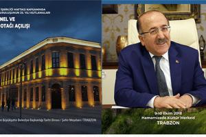 Türk Dünyası Trabzon'da Bir Araya Gelecek
