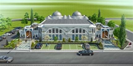 Tekkeköy'de Osmanlı Hamamı Yılsonuna Tamam