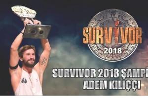 Survivor 2018'in Şampiyonu Adem Kılıççı