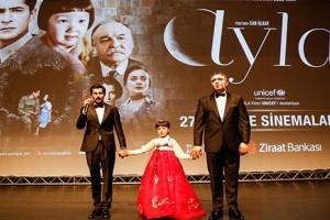 AYLA Filmine Muhteşem Gala