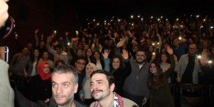 """""""Çalgı Çengi İkimiz"""" Film Galası Lovelet'te"""