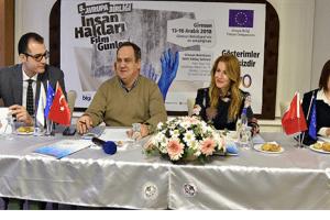 Giresun'da Avrupa Birliği 8. İnsan Hakları Film Günleri Başlıyor