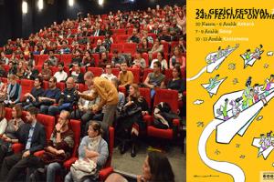 24. Gezici Festival Sinoplu Sinemaseverlerle Buluşuyor