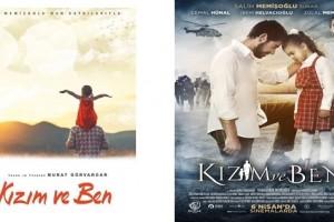 'Kızım ve Ben' Filminin Afişi Yayınlandı