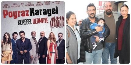 """""""Poyraz Karayel Küresel Sermaye"""" Film Galasını Lovelet Outlet'te Gerçekleştirdi"""
