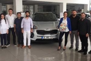 Survivor'dan Sabriye Şengül'e Otomobil