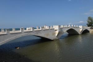 Mostar Köprüsü'nde Çalışmalar Son Aşamaya Geldi