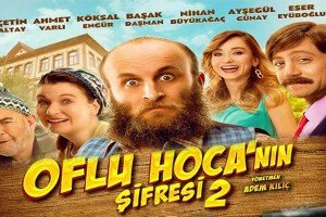 """Forum Trabzon, """"Oflu Hoca'nın Şifresi 2"""" Filminin Galasına Ev Sahipliği Yapacak"""
