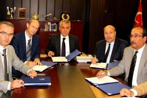 OMÜ, Tez-Koop-İş Sendikasıyla Toplu İş Sözleşmesi İmzaladı
