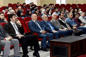 """OMÜ'de"""" 19 Mayıs'ın Önemi ve Milli Mücadeledeki Yeri"""" Konferansı"""