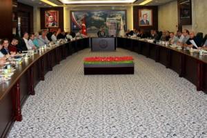 OMÜ Senatosu'ndan 15 Temmuz Demokrasi ve Milli Birlik Günü Bildirisi