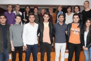 Piri Reis MTAL İtalyan Türkoloğu Ağırladı