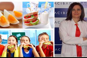 Okul Başarısı İçin 10 Beslenme Kuralı
