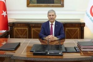 Sağlık Bakanı Ahmet Demircan'dan Cumhuriyet Bayramı Kutlama Mesajı