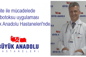 Mide Botoksu İle Kilo Verme Büyük Anadolu Hastaneleri'nde