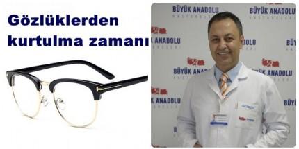 Son Teknoloji İle Gözlüklere Elveda