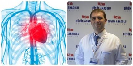 Kalp Krizi Riskini Azaltan Öneriler