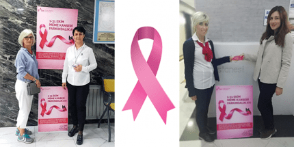 Büyük Anadolu Hastaneleri'nden Meme Kanseri Bilinçlendirme Ve Farkındalık Etkinliği
