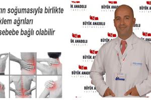 Büyük Anadolu Hastaneleri'den Eklem Ağrısı Uyarısı