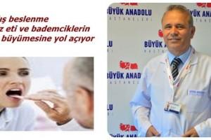 Büyük Anadolu'dan Geniz Eti ve Bademcik Uyarısı