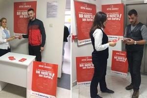 Büyük Anadolu Hastaneleri'nden Organ Bağışına Destek